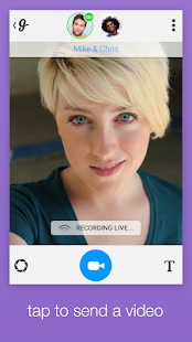 Glide - Live Video Messaging - screenshot thumbnail