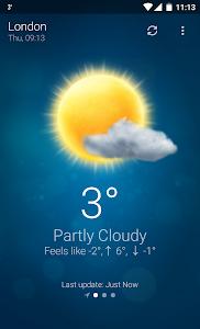 Weather v4.2.2 [Premium]