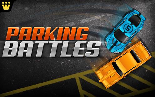 Parking Frenzy - Battles