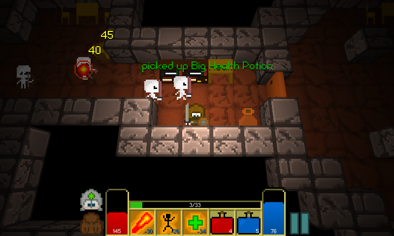 Dungeon Madness - screenshot