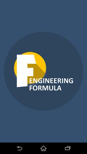 Engineering Formula
