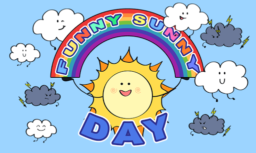 【免費街機App】Funny Sunny Day-APP點子