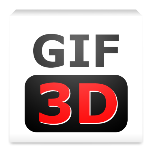 GIF 3D Free - Animated GIF 攝影 App LOGO-APP開箱王