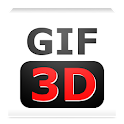 GIF 3D Free - 动画GIF icon