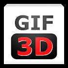 GIF 3D Free - Animated GIF icon
