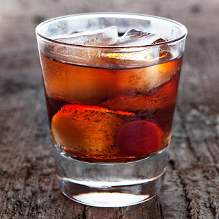 Bulleit Perfect Manhattan.