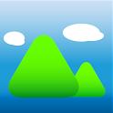 GPS altímetro icon