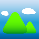 GPS altimeter icon
