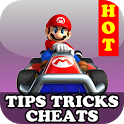 Mario Kart 7 Tip Trick Cheats icon