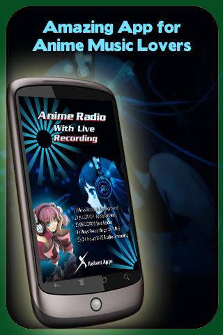 Anime Radio - With Recording