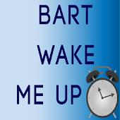 BART Wake Me Up Alarm