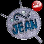 Lollipop Jean - Icon Pack