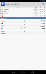 Scores Keeper- screenshot thumbnail