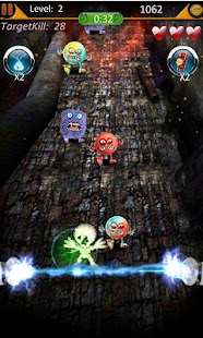 Crush N' Smash Monster Zombies- screenshot thumbnail