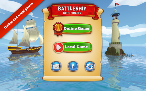 Battleship with Pirates