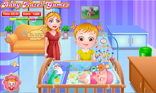 Baby Hazel Newborn Baby 27 screenshots 2