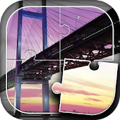Bridges Puzzle Game
