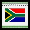 National Flag Quiz Africa logo