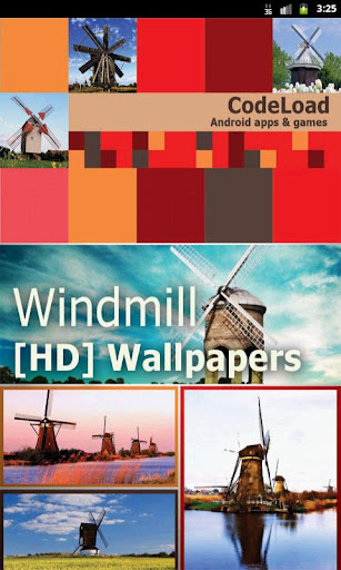 Windmill [HD] Wallpapers