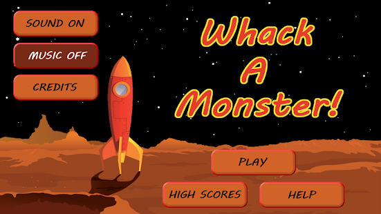 Whack a Monster!- screenshot thumbnail