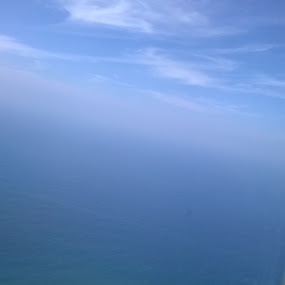 View from the sky by Mayank Naharia - Nature Up Close Water ( clouds, water, sky, lumia, kerala )