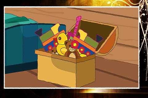 Toys Room Escape - screenshot