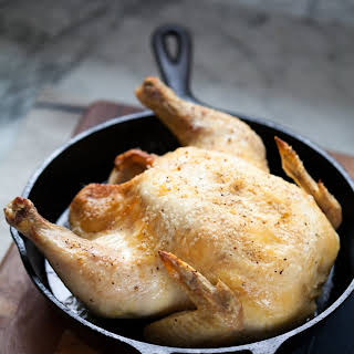 How To Roast a Perfect Chicken.