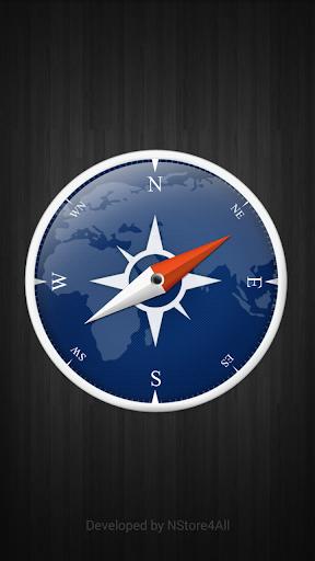 Safari瀏覽器指南針