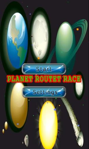 PLANET ROUTET RACE