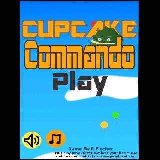 Cupcake Commando Free