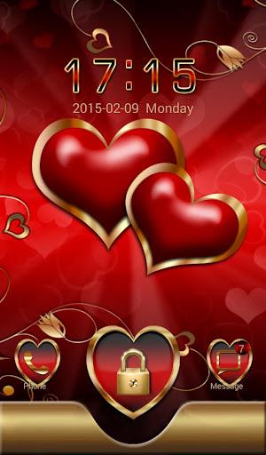 Go Locker Hearts Love