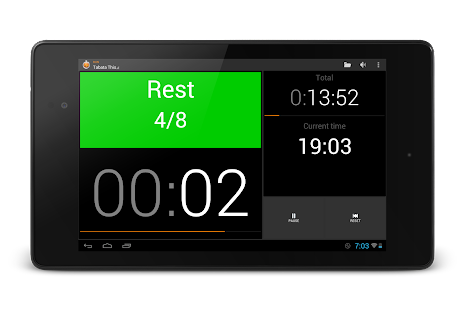 Impetus Interval Timer 2.0.4 APK Android