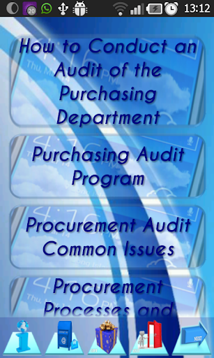Acc Payable Purchasing Audit