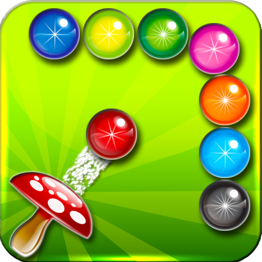 Enchanted Bubble Shooter 街機 App LOGO-硬是要APP