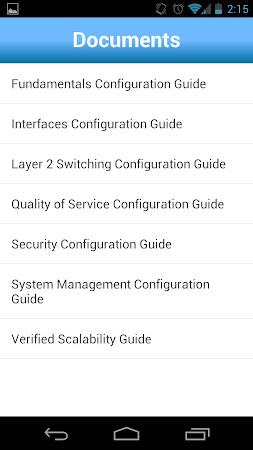 Cisco Tech Docs 1.0 screenshot 120254