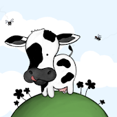 Cow Theme GO Launcher EX