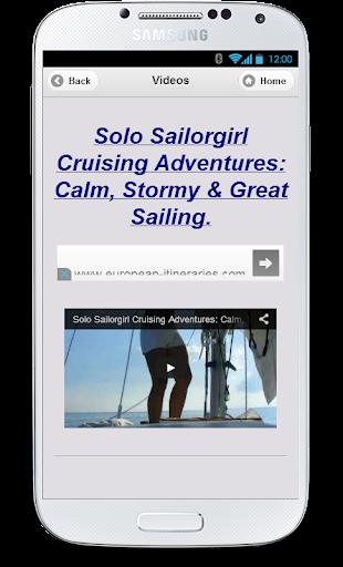 【免費旅遊App】Sailing Cruises-APP點子