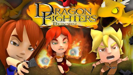 Dragon Fighters Reborn - BETA
