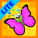 Butterfly Math Lite icon