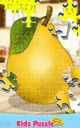 123 Jigsaw Puzzle: Veggie Fun