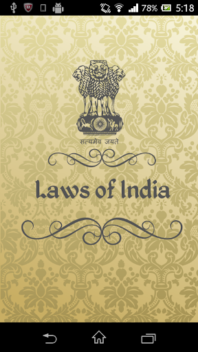 Laws Of India