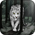 Tigre Blanco Fondo Animado icon