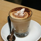 Coffee art wallpapers
