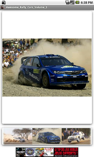 Awesome Rally Cars Volume 3
