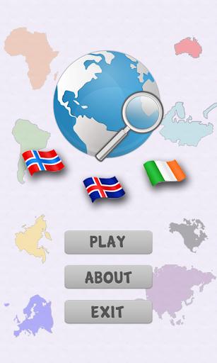 【免費益智App】Country Flag Quiz-APP點子