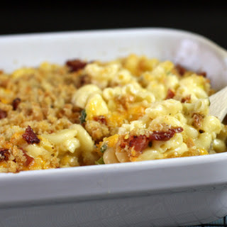 Macaroni and Cheese With Bacon