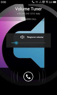 Volume Tuner screenshot