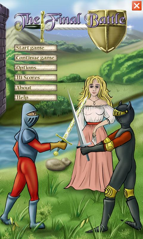 The Final Battle - screenshot