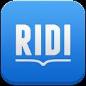 리디북스 eBook – 책을 읽는 가장 쉬운 습관 logo