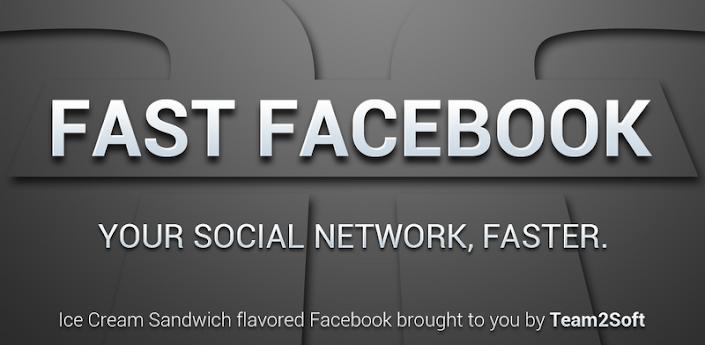 Fast Facebook (Beta)